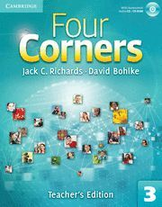 FOUR CORNERS LEVEL 3 TEACHER´S EDITION WITH ASSESSMENT AUDIO CD/CD-ROM