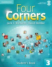 FOUR CORNERS LEVEL 3 STUDENT´S BOOK WITH SELF-STUDY CD-ROM