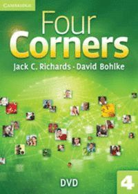 FOUR CORNERS LEVEL 4 DVD
