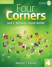 FOUR CORNERS LEVEL 4 TEACHER´S EDITION WITH ASSESSMENT AUDIO CD/CD-ROM
