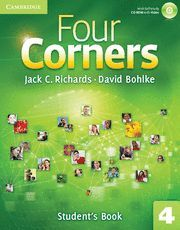 FOUR CORNERS LEVEL 4 STUDENT´S BOOK WITH SELF-STUDY CD-ROM
