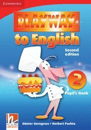 PLAYWAY TO ENGLISH LEVEL 2 PUPIL'S BOOK 2ND EDITION