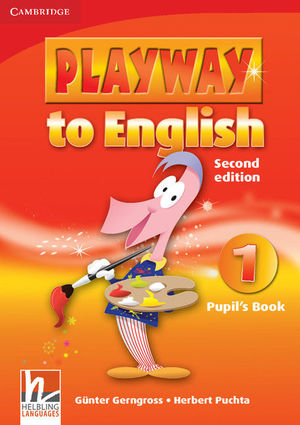 PLAYWAY TO ENGLISH LEVEL 1 PUPIL'S BOOK 2ND EDITION