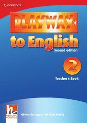 PLAYWAY TO ENGLISH LEVEL 2 TEACHER'S BOOK 2ND EDITION