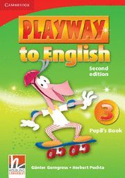 PLAYWAY TO ENGLISH LEVEL 3 PUPIL'S BOOK 2ND EDITION