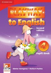 PLAYWAY TO ENGLISH LEVEL 4 PUPIL'S BOOK 2ND EDITION
