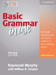 BASIC GRAMMAR IN USE STUDENT'S BOOK WITH ANSWERS AND CD-ROM 3RD EDITION