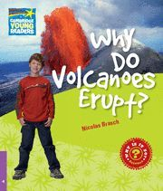 WHY DO VOLCANOES ERUPT? LEVEL 4 FACTBOOK