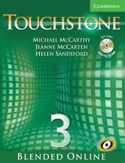 TOUCHSTONE BLENDED ONLINE LEVEL 3 STUDENT'S BOOK WITH AUDIO CD/CD-ROM AND INTERACTIVE WORKBOOK
