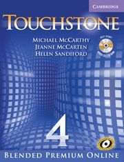 TOUCHSTONE BLENDED PREMIUM ONLINE LEVEL 4 STUDENT´S BOOK WITH AUDIO CD/CD-ROM, ONLINE COURSE AND INT