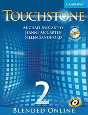 TOUCHSTONE BLENDED ONLINE LEVEL 2 STUDENT'S BOOK WITH AUDIO CD/CD-ROM AND INTERACTIVE WORKBOOK