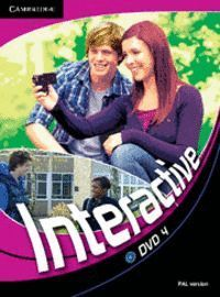 INTERACTIVE LEVEL 4 DVD (PAL)