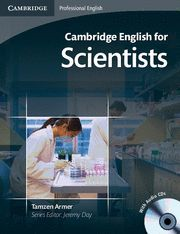 CAMBRIDGE ENGLISH FOR SCIENTISTS STUDENT´S BOOK WITH AUDIO CDS (2)