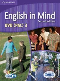 ENGLISH IN MIND LEVEL 3 DVD (PAL) 2ND EDITION