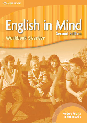 ENGLISH IN MIND STARTER LEVEL WORKBOOK 2ND EDITION