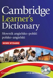 CAMBRIDGE LEARNER´S DICTIONARY ENGLISH-POLISH WITH CD-ROM 2ND EDITION
