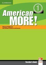 AMERICAN MORE! LEVEL 1 TEACHER'S BOOK