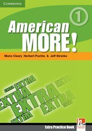 AMERICAN MORE! LEVEL 1 EXTRA PRACTICE BOOK