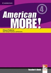 AMERICAN MORE! LEVEL 4 TEACHER'S BOOK