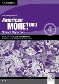 AMERICAN MORE! LEVEL 4 DVD (NTSC)