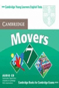 MOVERS 7 CD 11