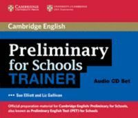 PRELIMINARY FOR SCHOOLS TRAINER AUDIO CDS (3)