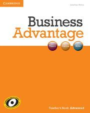 BUSINESS ADVANTAGE ADVANCED TEACHER´S BOOK