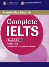 COMPLETE IELTS BANDS 5-6.5 CLASS AUDIO CDS (2)