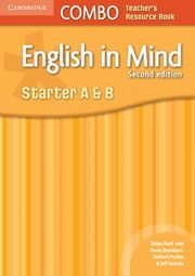 ENGLISH IN MIND STARTER A AND B COMBO TEACHER'S RESOURCE BOOK 2ND EDITION