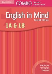ENGLISH IN MIND LEVELS 1A AND 1B COMBO TEACHER'S RESOURCE BOOK 2ND EDITION