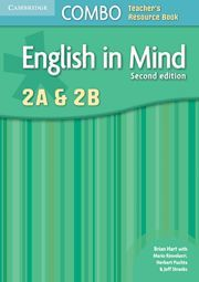 ENGLISH IN MIND LEVELS 2A AND 2B COMBO TEACHER'S RESOURCE BOOK 2ND EDITION