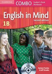 ENGLISH IN MIND LEVEL 1 COMBO B WITH DVD-ROM 2ND EDITION