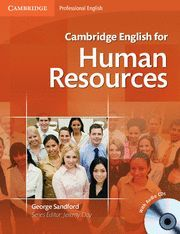 CAMBRIDGE ENGLISH FOR HUMAN RESOURCES STUDENT´S BOOK WITH AUDIO CDS (2)