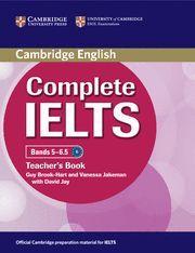 COMPLETE IELTS BANDS 5-6.5 TEACHER´S BOOK