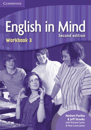 ENGLISH IN MIND LEVEL 3 WORKBOOK 2ND EDITION