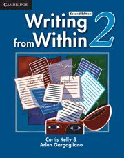 WRITING FROM WITHIN LEVEL 2 STUDENT´S BOOK 2ND EDITION