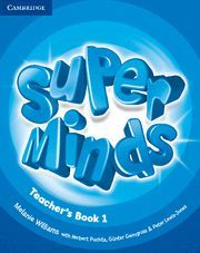SUPER MINDS LEVEL 1 TEACHER´S BOOK