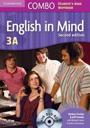 ENGLISH IN MIND LEVEL 3A COMBO WITH DVD-ROM 2ND EDITION