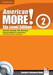 AMERICAN MORE! SIX-LEVEL EDITION LEVEL 2 TEACHER´S RESOURCE BOOK WITH TESTBUILDER CD-ROM/AUDIO CD