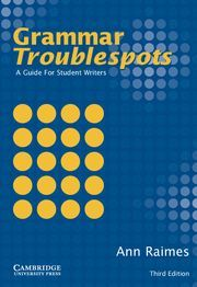 GRAMMAR TROUBLESPOTS 3RD EDITION