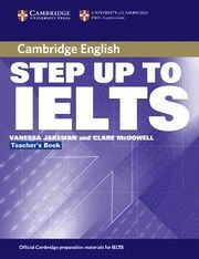 STEP UP TO IELTS TEACHER´S BOOK