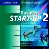 BUSINESS START-UP 2 AUDIO CD SET (2 CDS)
