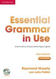 ESSENTIAL GRAMMAR IN USE WITHOUT ANSWERS WITH CD-ROM ITALIAN EDITION 3RD EDITION