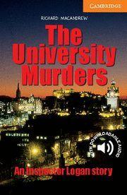 UNIVERSITY MURDERS,THE LEVEL 4