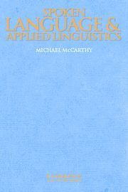 SPOKEN LANGUAGES & APPLIED LINGUISTICS