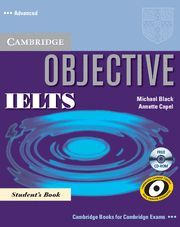 OBJECTIVE IELTS ADVANCED STUDENT´S BOOK WITH CD-ROM