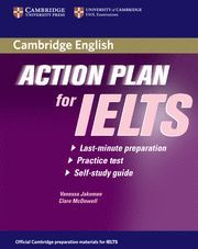 ACTION PLAN FOR IELTS SELF-STUDY STUDENT´S BOOK ACADEMIC MODULE