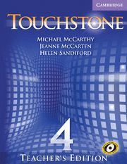 TOUCHSTONE TEACHER´S EDITION 4 WITH AUDIO CD