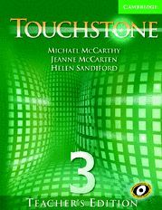 TOUCHSTONE TEACHER´S EDITION 3 WITH AUDIO CD