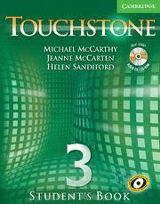 TOUCHSTONE LEVEL 3 STUDENT´S BOOK WITH AUDIO CD/CD-ROM